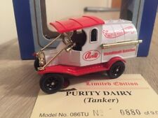 Oxford Diecast Purity Dairy Milk Tanker Ford Model T 086TU Limited Edition