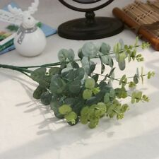 Realistic Artificial Eucalyptus Plant Simulation Home Decoration Wedding Decorat