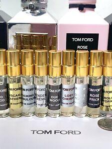 TOM FORD TOBACCO VANILLE  6ML Perfume  Unisex  FREE SHIP