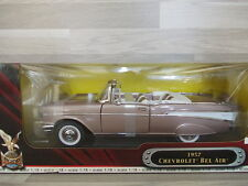 Road Signature 1/18 - Chevrolet Bel Air 1957 cabrio