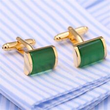 unbranded green cufflinks for men for sale ebayGreen Circuit Board Round Cufflinks Silver Plated And Glossy Finish #19