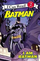 Batman Classic: I Am Batman (I Can Read Level 2) by Delphine Finnegan