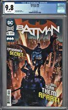 Batman #90 CGC 9.8 Jimenez TRADE Cover 1st Appearance of Designer 1st PRINT