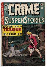 CRIME SUSPENSTORIES 21