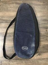 The Flea Ukulele Denim Bag Carrier Action Bag & Cover Made In USA