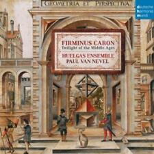 Firminus Caron-Twilight of the Middle Ages von Huelgas Ensemble (2016)