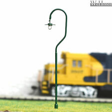 10 x OO / HO gauge led street lights Model Railway Lamp posts Path Lamps #R36H