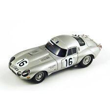 "Jaguar E ""Lightweight"" #16 Le Mans 1964 S2107 ULTRA RARE! Spark 1:43 New!"