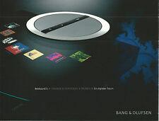 Bang & Olufsen / BeoSound 5 / Katalog Prospekt / Beomaster 5