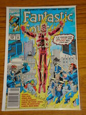 FANTASTIC FOUR #372 VOL1 MARVEL COMICS JANUARY 1993