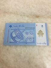 (JC) RM1 12th Series Zeti Replacement Note & Fancy Number ZA 1112122 - VF