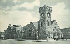 c1910 Postcard; First Presbyterian Church, Colorado Springs CO El Paso County
