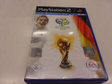 PlayStation 2  PS 2   FIFA Fussball-Weltmeisterschaft Deutschland 2006     (5)