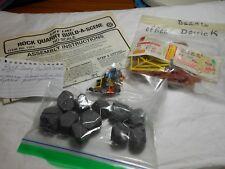 Ho Train Life-Like Partial Rock Quarry Build-A-Scene Kit #1371 New!