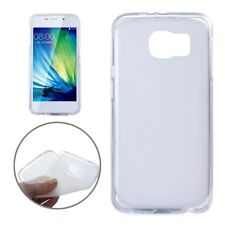 Cases Frosted Bumper Frame Back Case Mobile Phone Cover Matte Silicone Case HTC Desire 728 Transparent