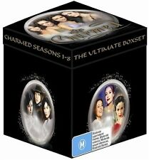 CHARMED - THE ULTIMATE BOX SET - SEASONS 1-8 (49 DVD SET) BRAND NEW!!! SEALED!!!