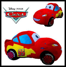 35CM DISNEY CARS PIXAR LIGHTENING MCQUEEN PLUSH DOLLS SOFT PILLOW DECOR KIDS TOY