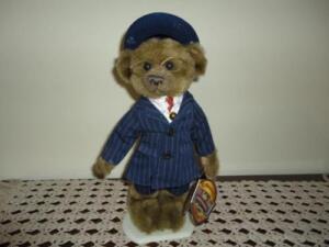 """Pickford Brass Button 1900s """" BAXTER """" Bear 1999"""