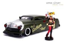 DC Bombshells Harley Quinn 1951 Mercury 1 24 Scale Hollywood Rides D Jada Toys