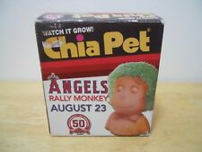 LOS ANGELES ANGELS ~ BASEBALL RALLY MONKEY ~ CHIA PET ~ SGA / NEW