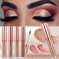 Glitter Liquid Eyeshadow Eyeliner Crayon Makeup Professional Eye Shadow