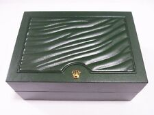 31.00.04 - New Type: Mint Condition Vintage 2000's Rolex Deluxe Watch Box Case