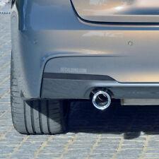 Fits 2013+ M Sport BMW 3 Ser Rear Reflector Overlay Dark Tint Kit - Smoke Marker