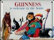 Guinness Signs Barware