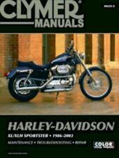 Clymer Workshop Manual Harley Davidson XL/XLH Sportster 1986-2003 Service Repair