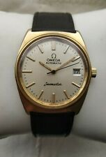 Vintage Omega Seamaster 20 Microns Calibre 1012 Automatic Men's Watch