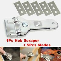 Multifunction Cleaner Hob Scraper Remover With 5pcs Blade Kitchen Cleaning Tool