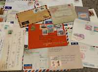 LOT OF CHINA COVERS INCLUDING FDC, POSTAL CARDS AND MORE