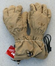 Outdoor Research or Firebrand Gloves Coyote Brown Cold Weather Medium 71872 Seal