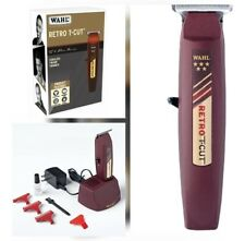 Wahl 8412 Professional 5 Star Series Cordless Retro T-Cut Trimmer NEW
