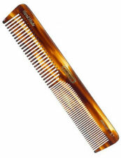 Kent 5T 170mm Handmade Womens Mens Medium Size Coarse Fine Toothed Hair Comb