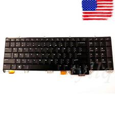Dell Alienware M17X R5 Backlit Keyboard laptop US 0M8MH8 PK130UJ1B00 USPS