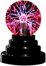 Plasma Ball Light Touch Electrostatic Sensitive Magic Ball Lamp Coil Lightning E