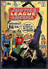 Justice League of America #73 VG
