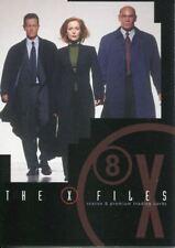 X Files Season 8 Promo Card XF8-i