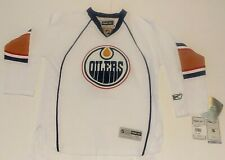 Edmonton Oilers Boy's Jersey New With Tags L/XL