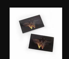 Wonder Woman Movie Planar Resin flatback 45 x 28mm (pack of 5)