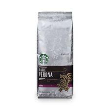 Starbucks Coffee Cafe Verona Dark Roast - 20 oz. Bag - Ground