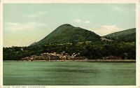 Vintage Postcard - Unposted Sugar Loaf Mountain Hudson River New York NY #3594
