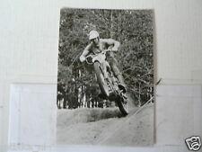 C ROLF TIBBLIN HUSQVARNA WK 500 CC 1962-63 250 1959 VINTAGE POSTCARD CROS 13-01