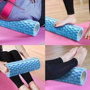 New Column Yoga Block Fitness Equipment Pilates Foam Roller Fitness Gym Exercise