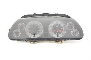 2002 Maserati M128 4200 GT Instrument Gauge Cluster Speedometer ODO 52K MILES