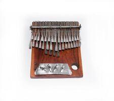 37 Key Shona Njari ELECTRIC Mbira - Triple Sensor Pickup - Finger Piano Kalimba