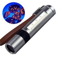5W 365nm UV Longwave Fluorescent Mineral Filter Flashlight find Yooperlite Glow