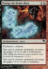 *MRM* FR 4x Poings du Demi-dieu (Fists of the Demigod)  MTG Shadowmoor