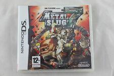 Jeu METAL SLUG 7 pour Nintendo DS Neuf sous blister Version française